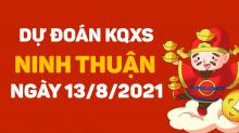 Dự đoánXSNT 13/8/2021 - Soi cầuxổ số Ninh Thuận 13/8 thứ 6