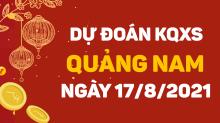 Dự đoán xổ số Quảng Nam 17/8/2021 - Soi cầu XS Quảng Nam 17/8 thứ 3