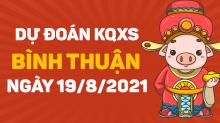 Dự đoán XSBTH 19/8/2021 - Soi cầu xổ số Bình Thuận 19/8 thứ 5