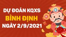 Dự đoán XSBDI 2/9/2021 - Soi cầu xổ số Bình Định 2/9 thứ 5
