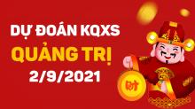 Dự đoán XSQT 2/9/2021 - Soi cầu xổ số Quảng Trị 2/9 thứ 5