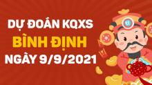 Dự đoán XSBDI 9/9/2021 - Soi cầu xổ số Bình Định 9/9 thứ 5