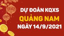 Dự đoán xổ số Quảng Nam 14/9/2021 - Soi cầu XS Quảng Nam 14/9 thứ 3