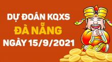 Dự đoán xổ số Đà Nẵng 15/9/2021 - Soi cầu XS Đà Nẵng 15/9 thứ 4