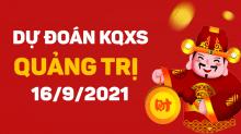 Dự đoán XSQT 16/9/2021 - Soi cầu xổ số Quảng Trị 16/9 thứ 5