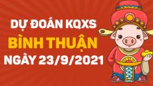 Dự đoán XSBTH 23/9/2021 - Soi cầu xổ số Bình Thuận 23/9 thứ 5