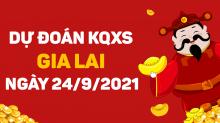 Dự đoán XSGL 24/9/2021 - Soi cầu xổ số Gia Lai 24/9 thứ 6
