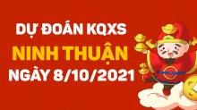 Dự đoán XSNT 8/10/2021 - Soi cầu xổ số Ninh Thuận 8/10 thứ 6