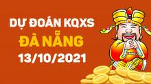 Dự đoán xổ số Đà Nẵng 13/10/2021 - Soi cầu XS Đà Nẵng 13/10 thứ 4
