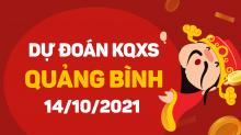 Dự đoán XSQB 14/10/2021 - Soi cầu xổ số Quảng Bình 14/10 thứ 5